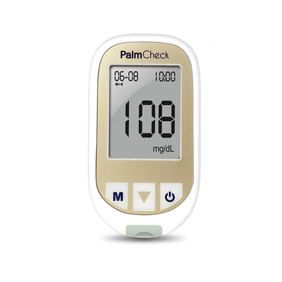 Glucose meter PalmCheck